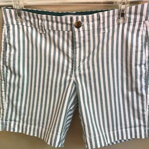 Old Navy Everyday Striped Shorts Sz 4